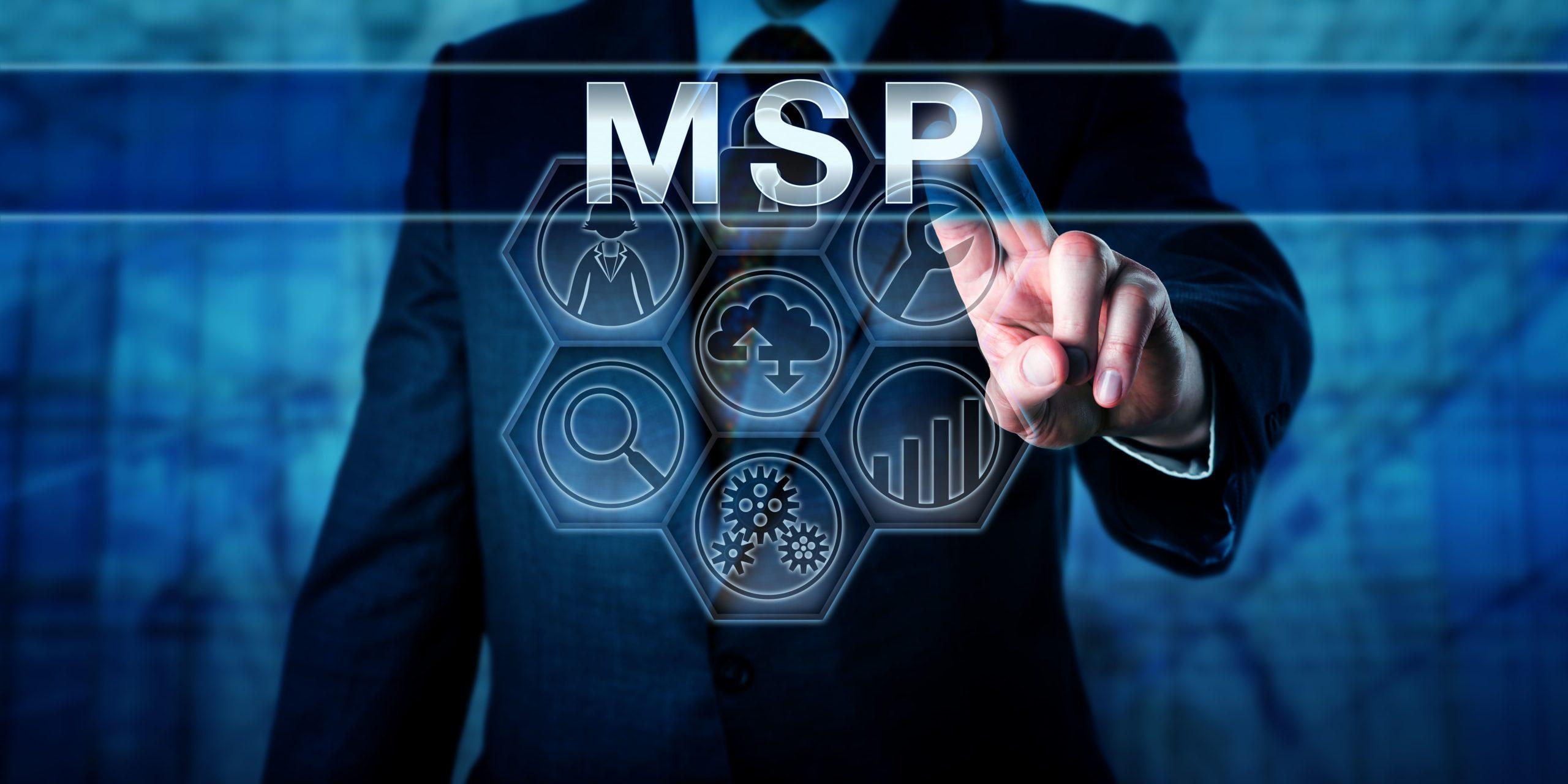 Qu'est ce qu'un fournisseur de services managés (MSP)