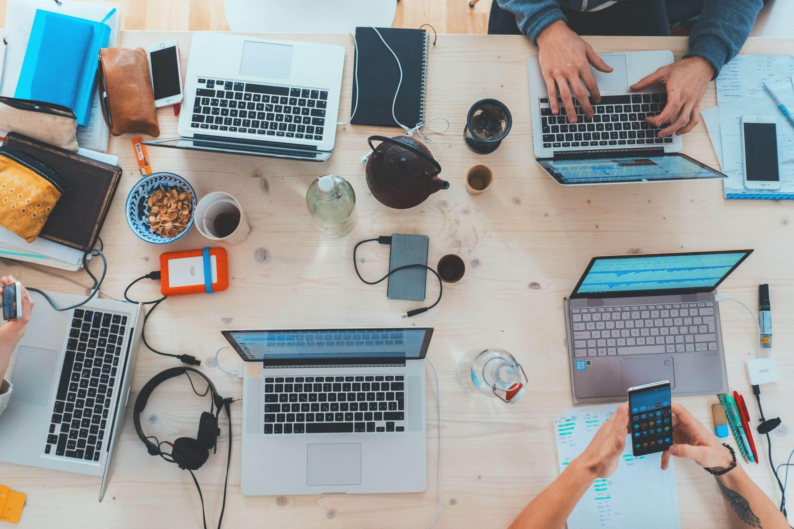 services unifies et collaboration entreprise